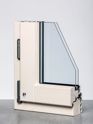 Legno alluminio 5000S ang interno